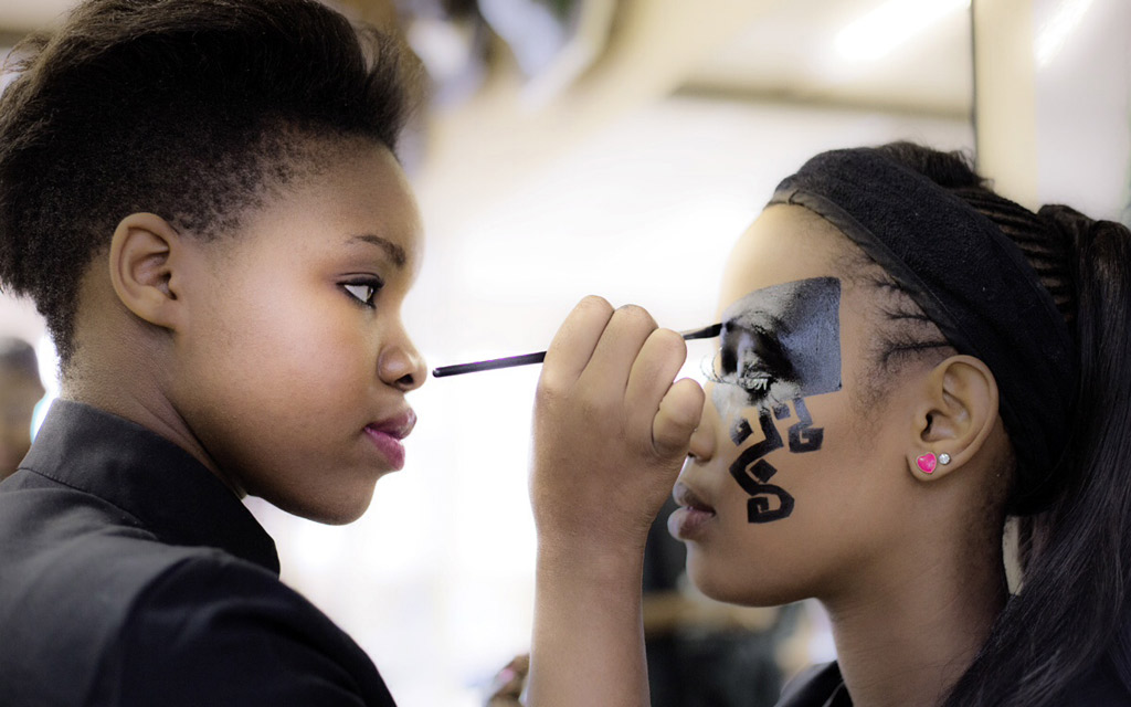 Make-up, Beauty & Nail Courses | Face to Face