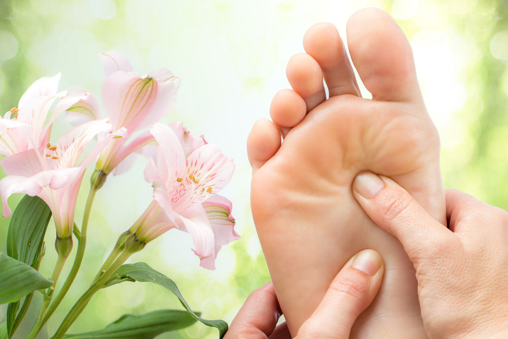 Face to Face - Reflexology Course