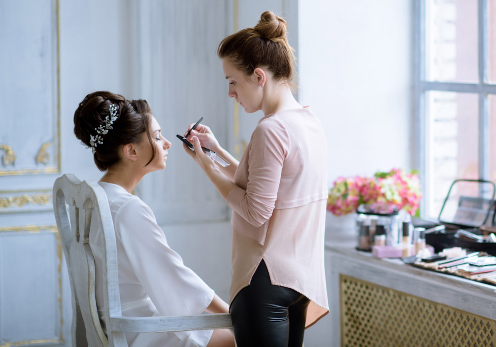Wedding Make-up Artists - Face to Face