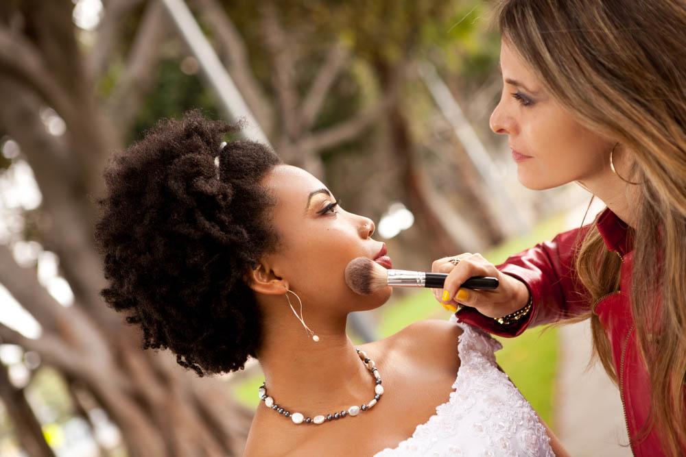 Wedding Makeup - Face to Face